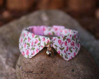 5f6da752c6cc The Basic Style for cat collar tiny dog collar small by HMbyZoey ...