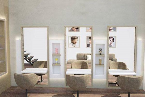 Epingle Sur Salon De Coiffure