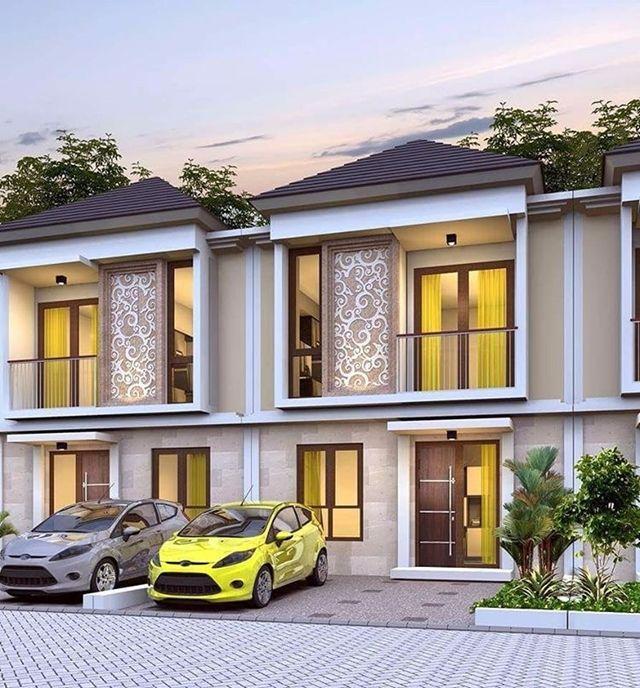 Desain Rumah Minimalis Type 45 Berikut Contohnya | Rumah mewah