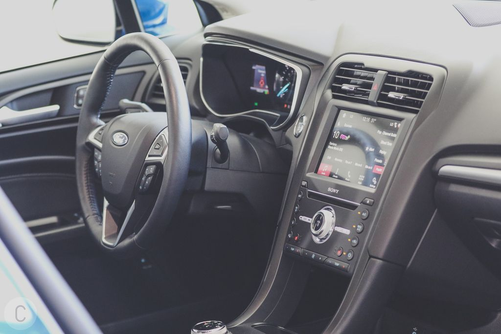 2017 Ford Fusion Titanium Hybrid Ford fusion, Ford, Titanium