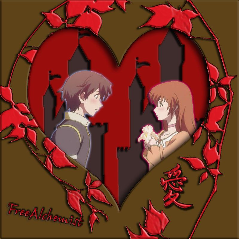 Romeo And Juliet From Romeo X Juliet Anime Romeo And Juliet Anime Anime Juliet