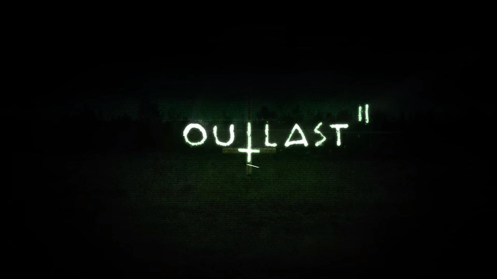Outlast 2 E Anunciado Com Teaser Macabro Outlast 2 Teaser Macabro