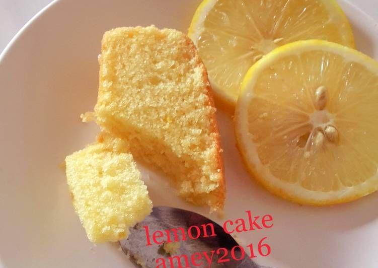 Resep Lemon Cake Enak Dan Lembut Oleh Amei Resep Kue Lemon Resep Lemon