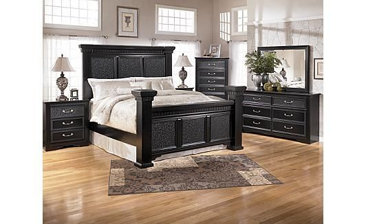 King Size Bedroom Set For When I Get Back To The States And A Big