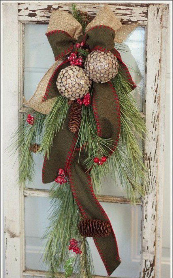 fensterdeko f r weihnachten wundersch ne dezente und tolle beispiele weihnachtstischdeko. Black Bedroom Furniture Sets. Home Design Ideas