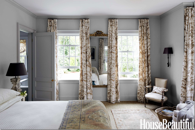 Fabulous Home In House Beautiful Beautiful Homes Neutral Bedroom Curtains Beautiful Bedrooms