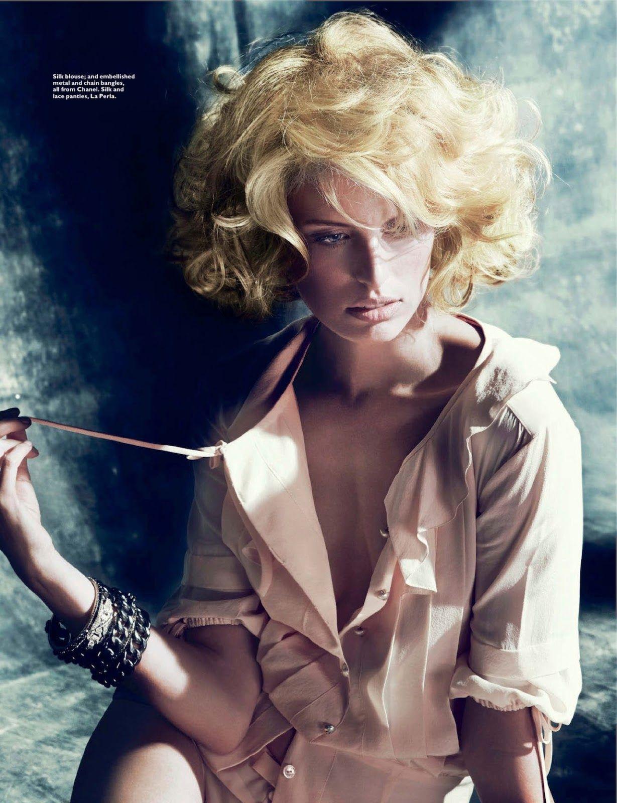 , Chanel Spring Summer 2014 Editorial, Hot Models Blog 2020, Hot Models Blog 2020