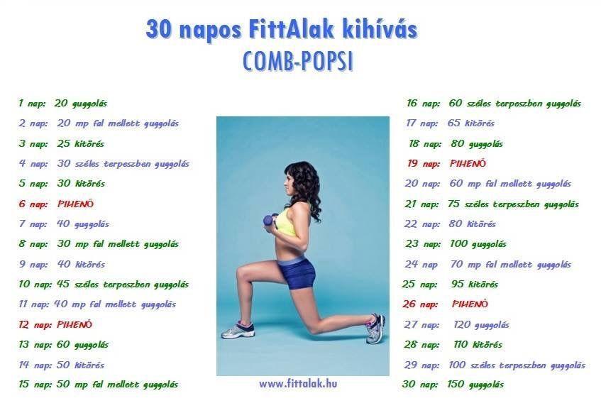 39 napos súlycsökkentő kihívás