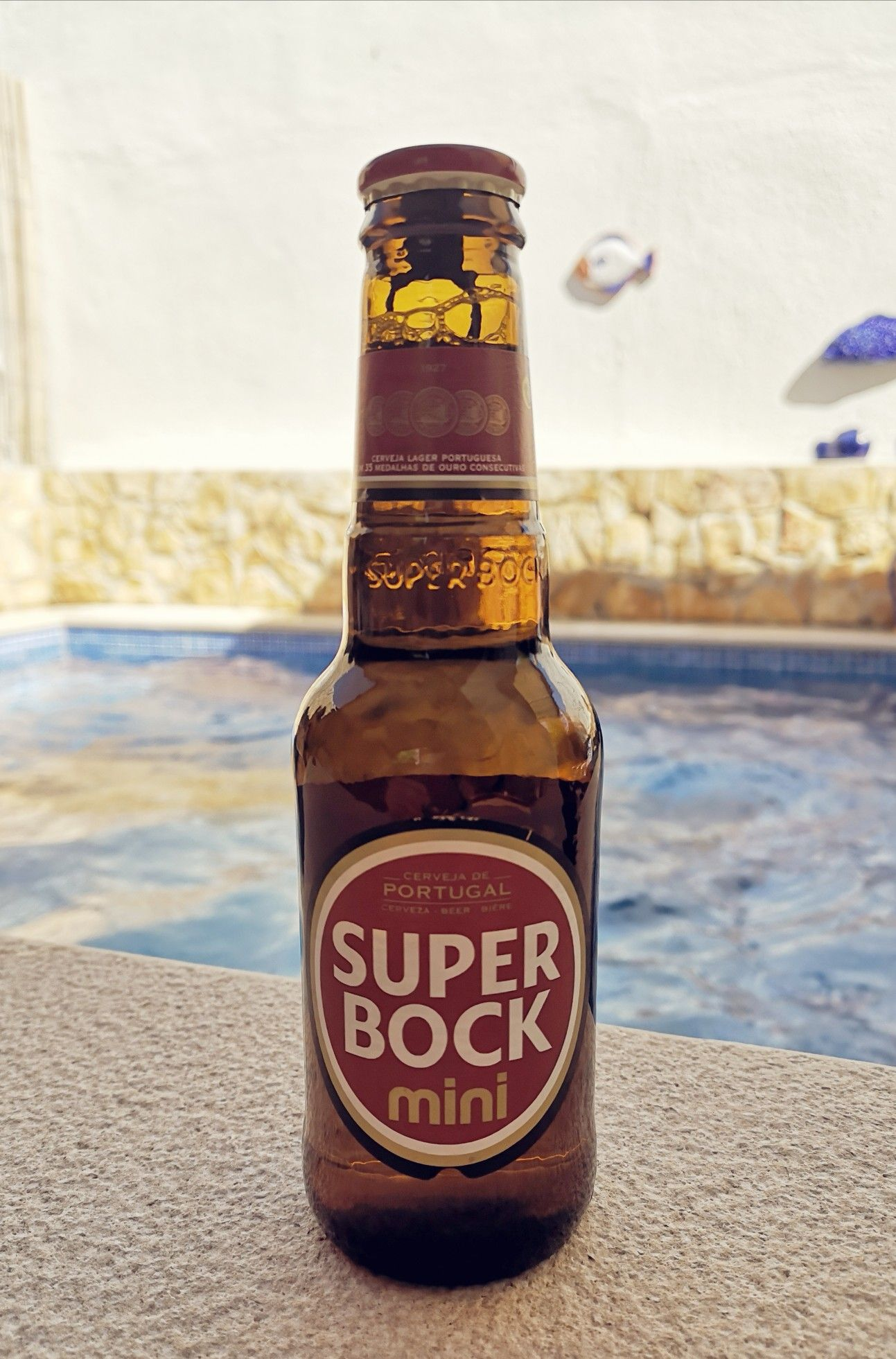 Super Bock Mini 5 2 Vol Beer Beer 101 Lager