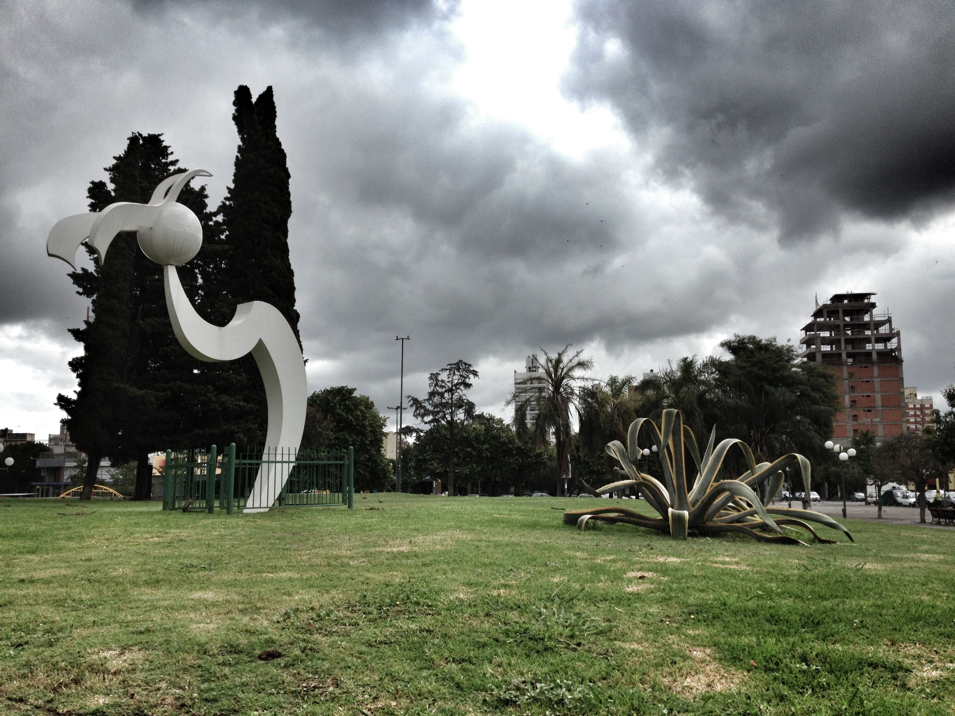 Rosario (Argentina)  Plaza Libertad