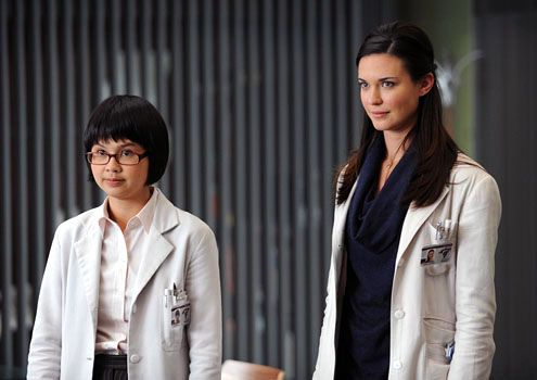 """House Season 8 """"Dead & Buried Odette annable, The"""