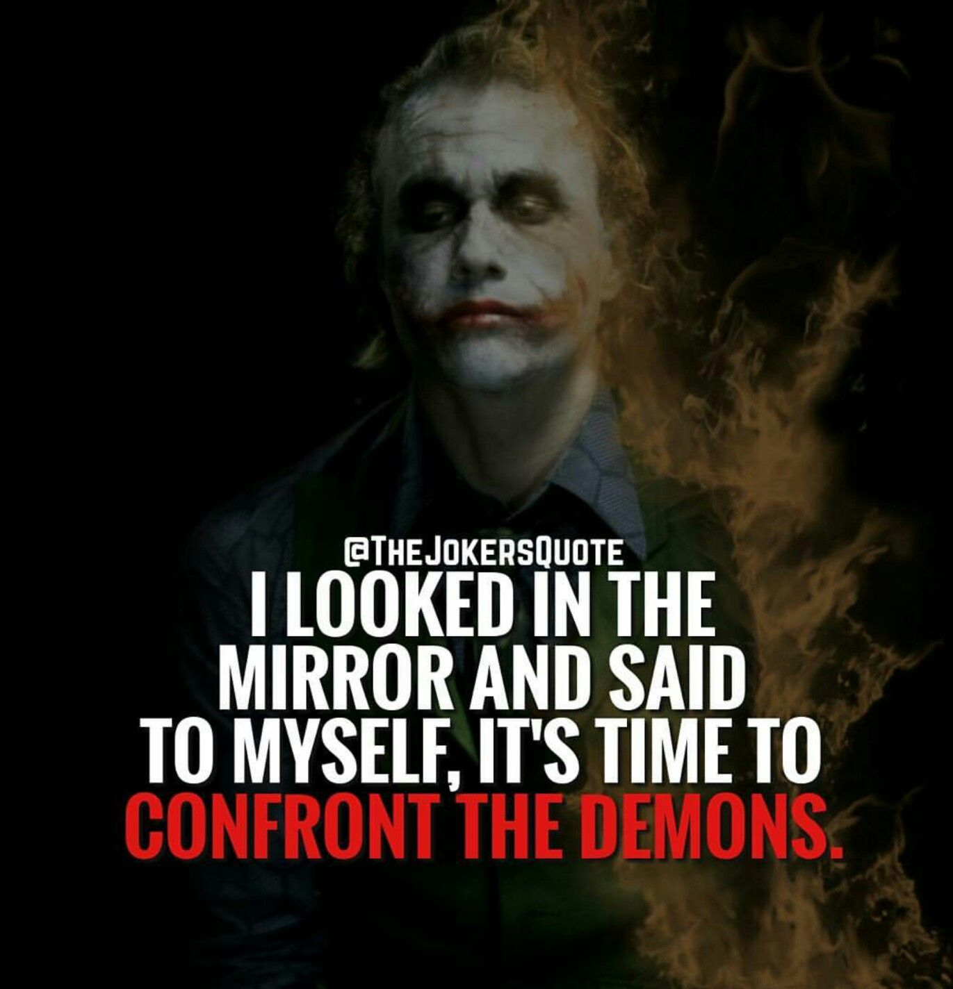 Joker Quotes Tftfyvy  Joker's  Pinterest  Joker Joker Quotes And Bipolar Disorder