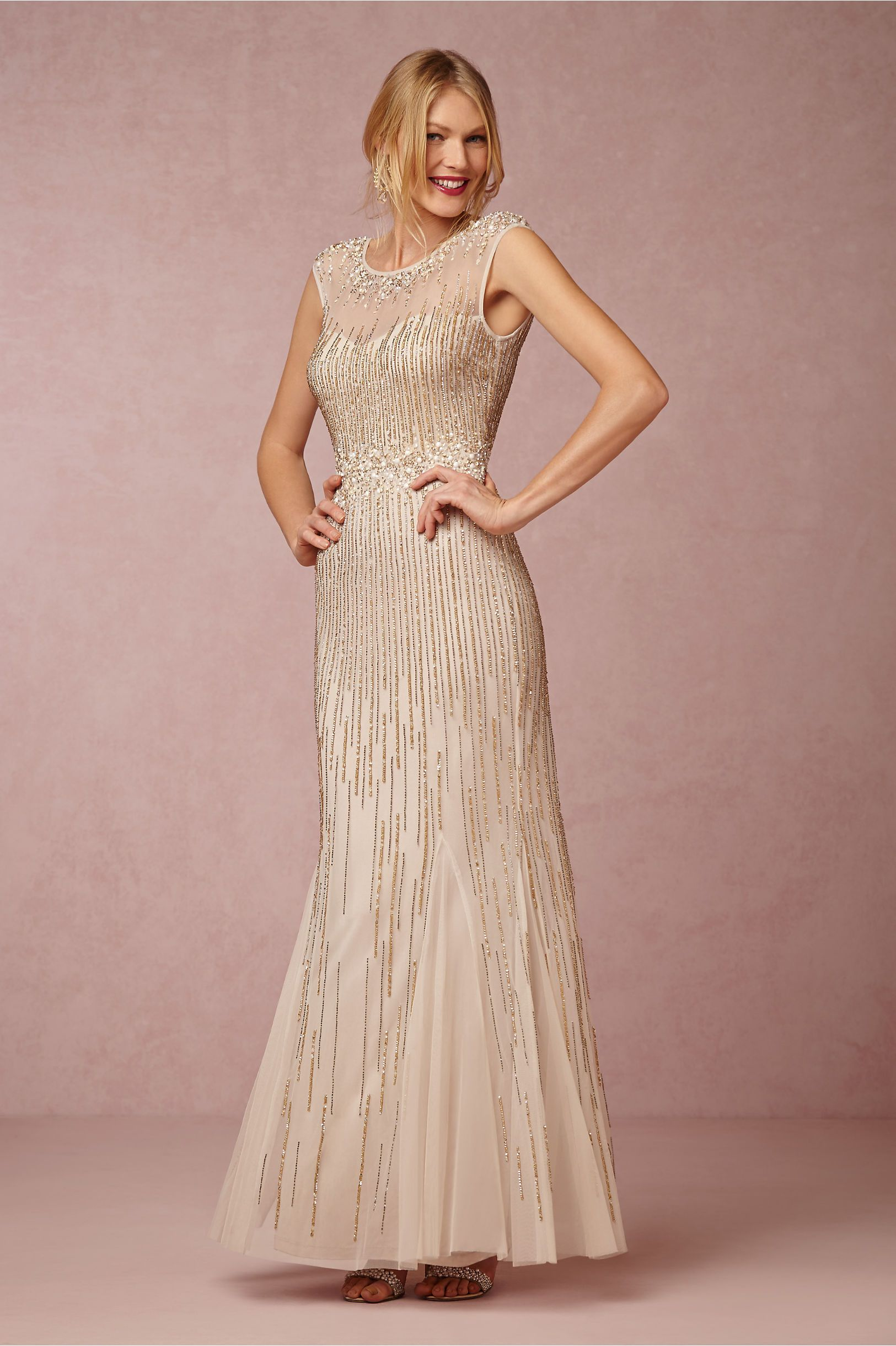 Emeline Dress from @BHLDN | Mother of the Groom fashions | Pinterest