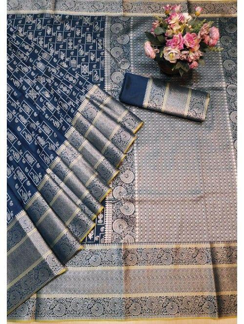 1550 Free Shipping SKU  gnp005761  Banarasi Silk Saree Jacquard With Rich Pallu  1550 Free Shipping SKU  gnp005761  Banarasi Silk Saree Jacquard With Rich Pallu  Visit No...