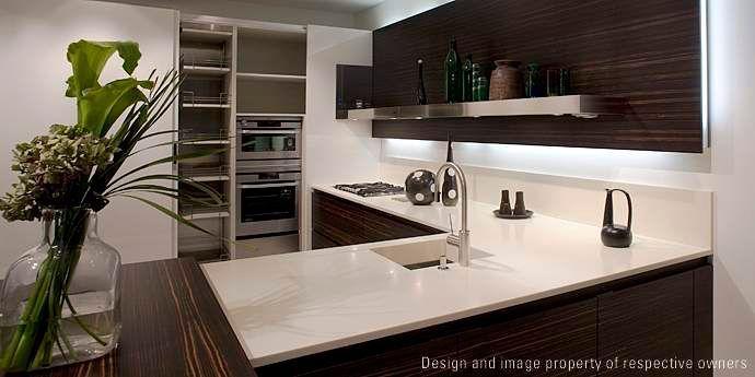Lavaplatos de cocina corian dupont chile cocinas for Muebles de cocina alve