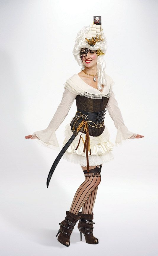 French Pirate Costume   This is Halloween   Pinterest   Halloween ...