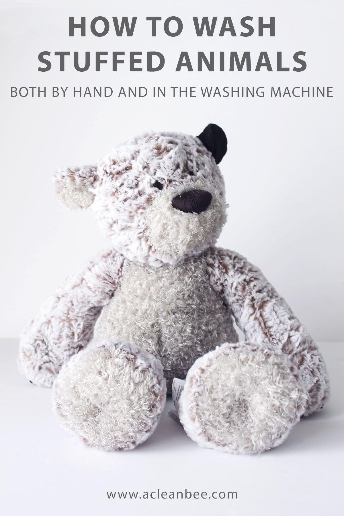 How To Wash Stuffed Animals Washing Stuffed Animals Clean Stuffed Animals Arm And Hammer Super Washing Soda