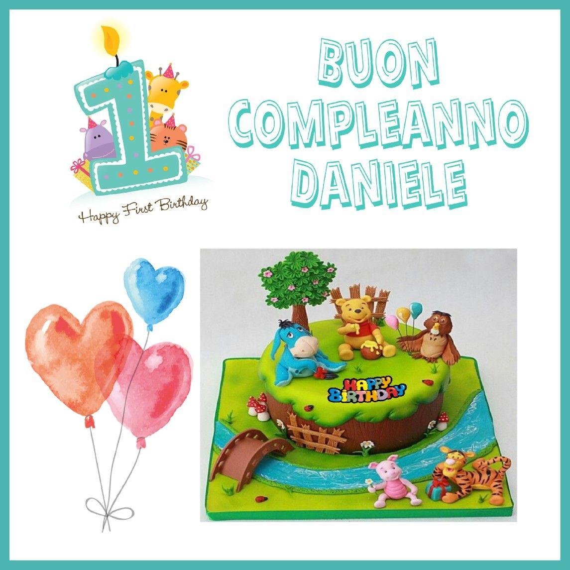 Buon Compleanno Daniele Compleanni Onomastici E Anniversari