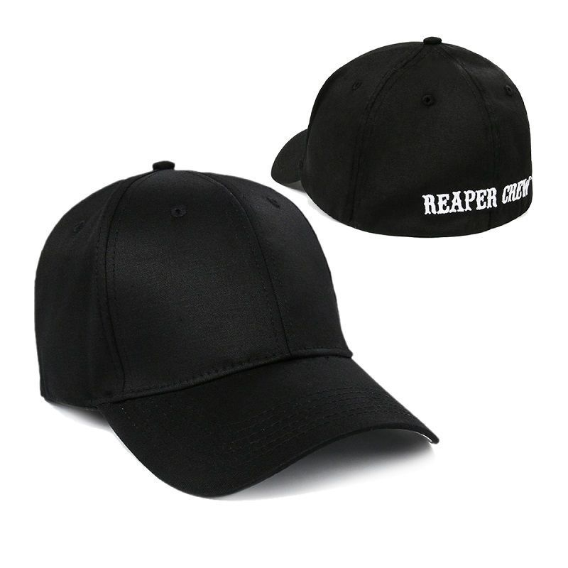 e093acc2a485f Adult Biker Tv Show Soa Sons Of Anarchy Reaper Crew Baseball Cap Hat Cosplay