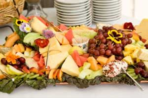 idea menu for heavy hors d\'oeuvres reception | Books Worth Reading ...