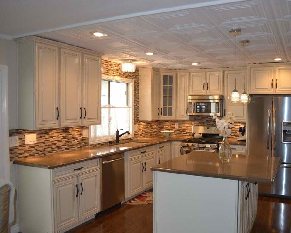 Mobile Home Kitchen Cabinets Remodel