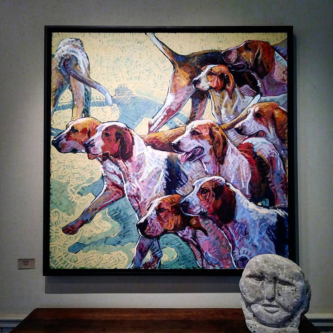 Pin By Linda Ann Peretta On Art Dog Artist Art Dog Art