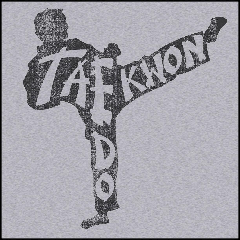 T-SHIRT TKD Kicker Color Black