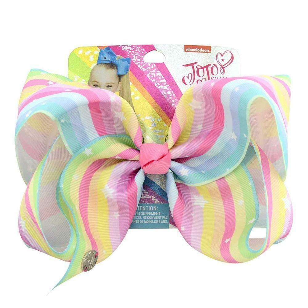 "Lovely Unicorn Girls 3/"" Mini Ribbon Bows Hairpin Grosgrain Hair Bows Clips Gifts"