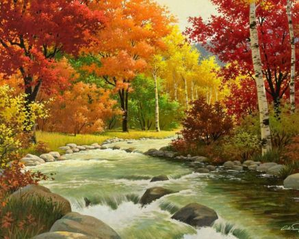 autumn_landscape_painting_river_wood (120 pieces)