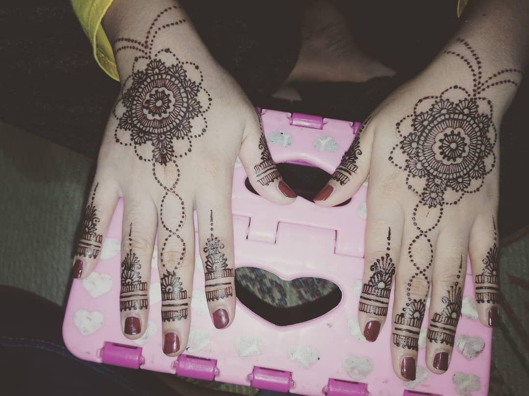 Henna By Hennabyanggita Madiun Buat Para Pengatin Pengen Maki