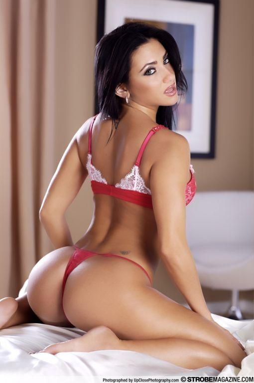 Busty butt