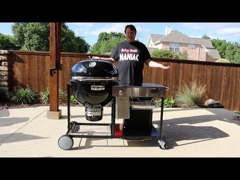 Weber Holzkohlegrill Summit : Epic weber summit charcoal grill review pound brisket smoke