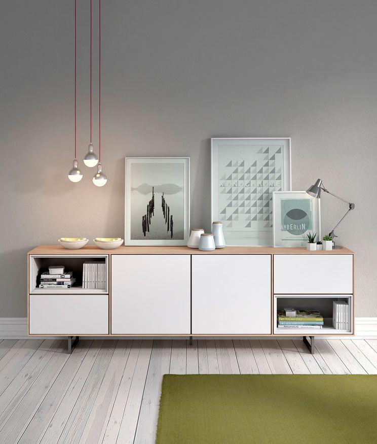 Muebles auxiliares para la sala bufet o aparador transfer for Proposito del comedor buffet
