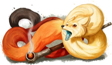 Pipe Fox (5e Creature) - D&D Wiki   D&D Creatures in 2019   Japanese