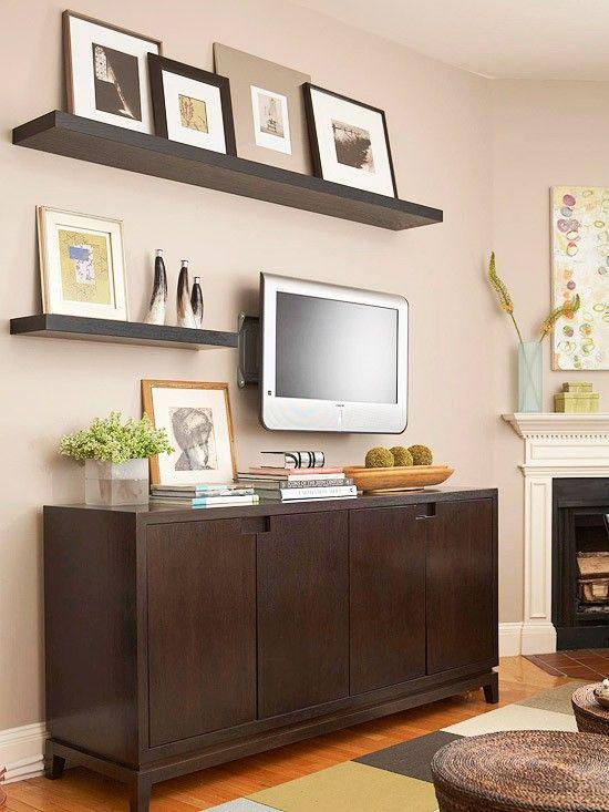 Living Room Tv Setups: Decor Around Tv, Home Decor