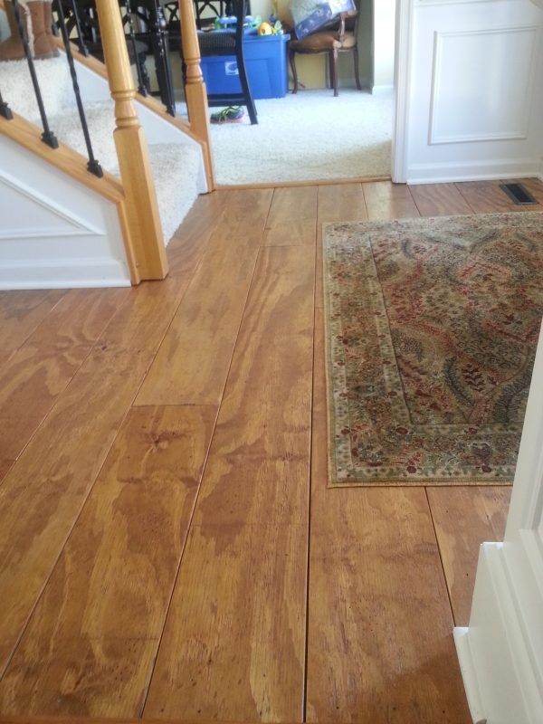 Diy Plywood Flooring Pros And Cons Tips For The Home Pinterest