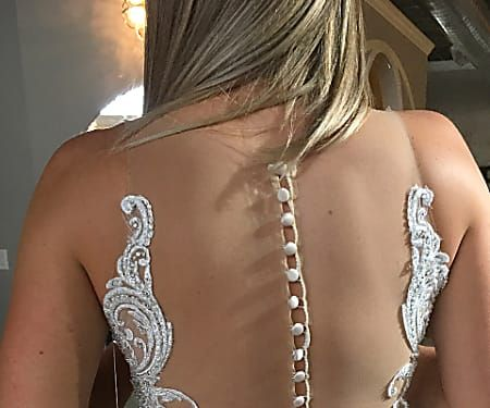 Pics This Wedding Dress Made Guests Truly Uncomfortable Start