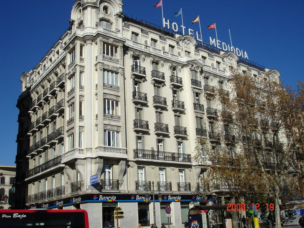Hotel Mediodia Madrid Spain En