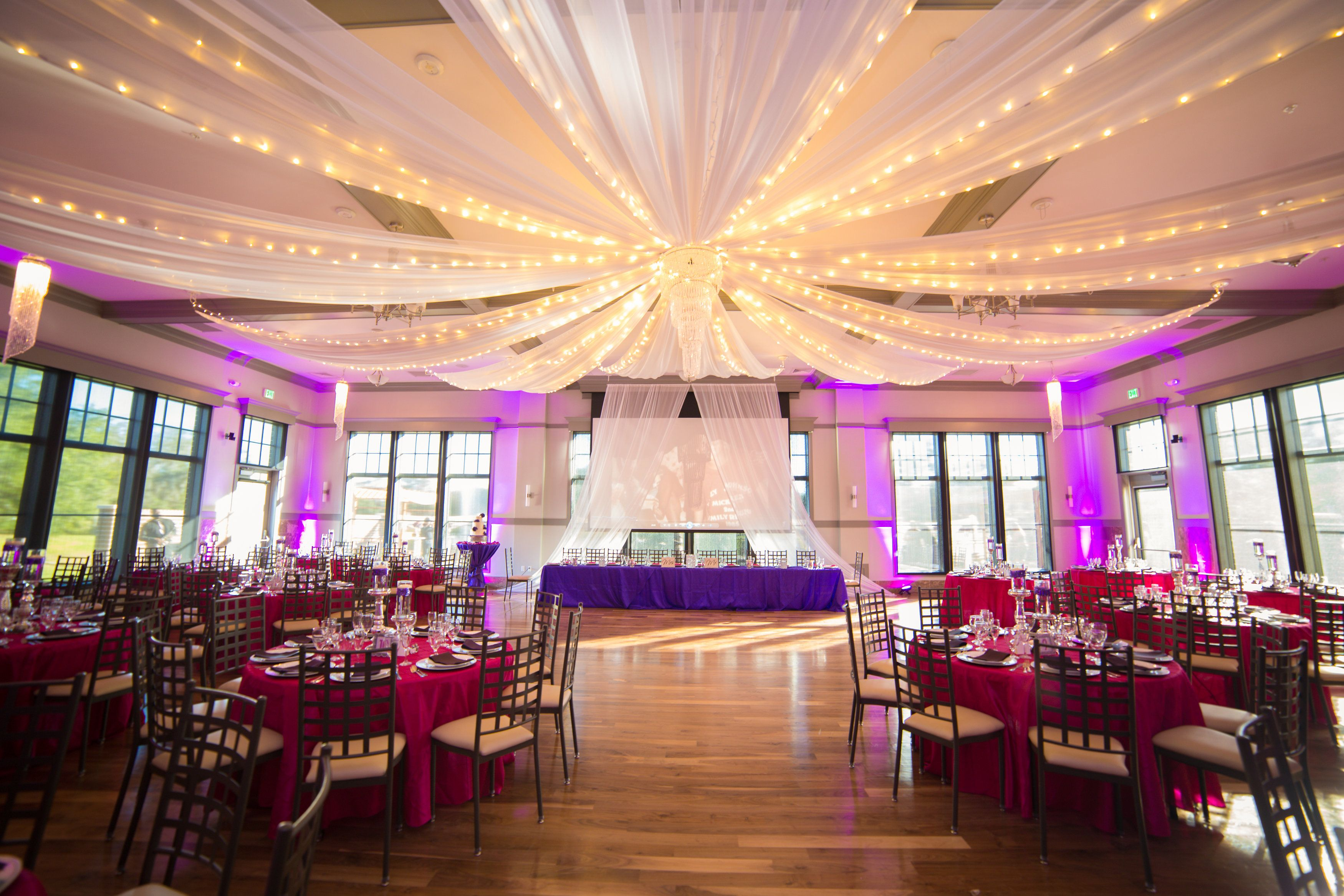 5 Pink And Purple Wedding Receptions At Noah S Event Venue Of Lake