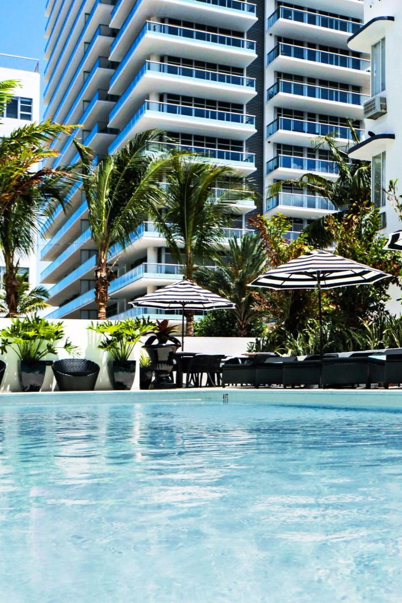 What We Love A Wellness Centric Miami Beach Hotel With Pool And Rooftop Sundeck Just One Block From The Ocean Croydon