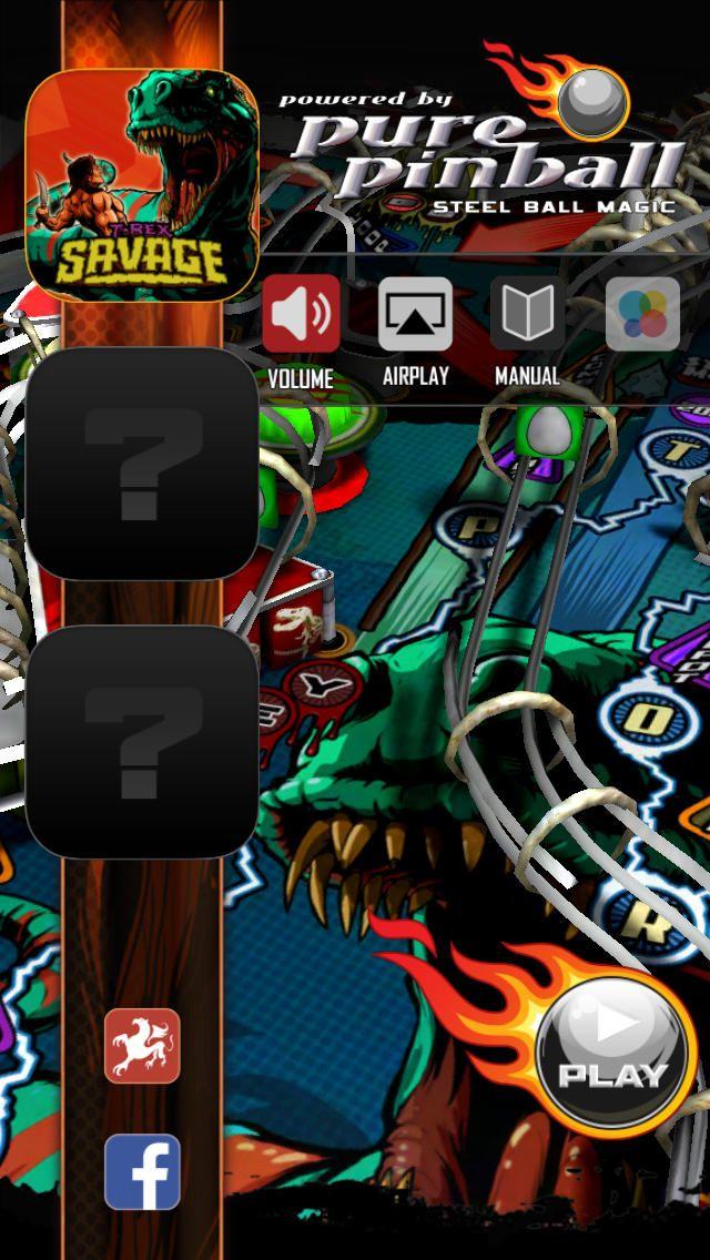 iPhone App Pure Pinball Games Arcade **** 9 2
