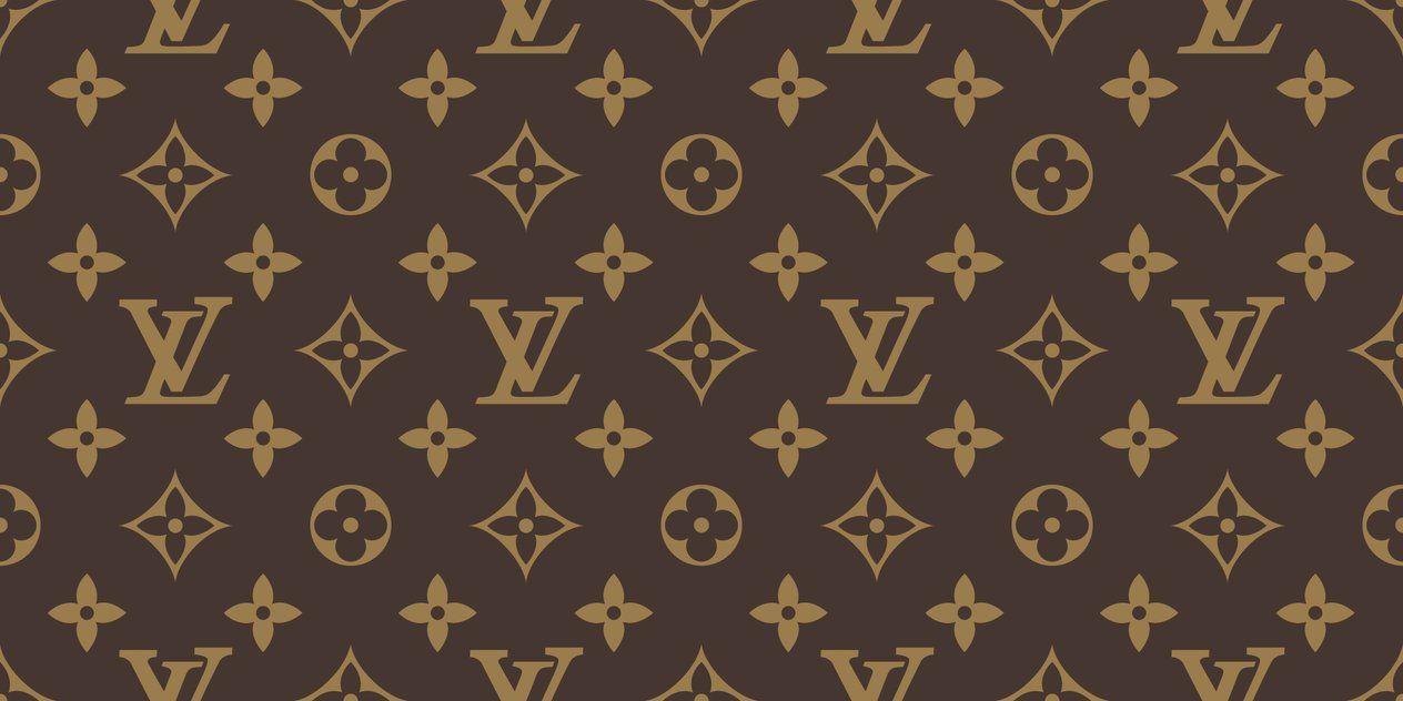 86dfaead4743 Louis Vuitton Seamless Pattern by Bang-a-rang