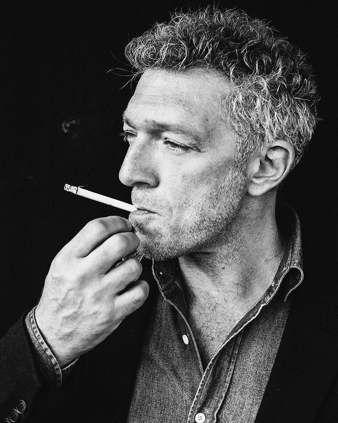 Vincent Cassel on Inst...