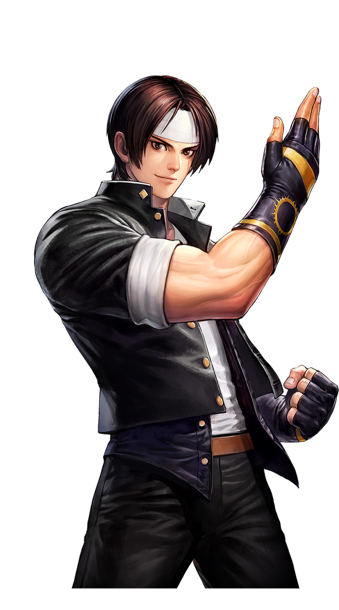All Star Kyo Kusanagi By Topdog4815 King Of Fighters Capcom Vs Snk Fighter