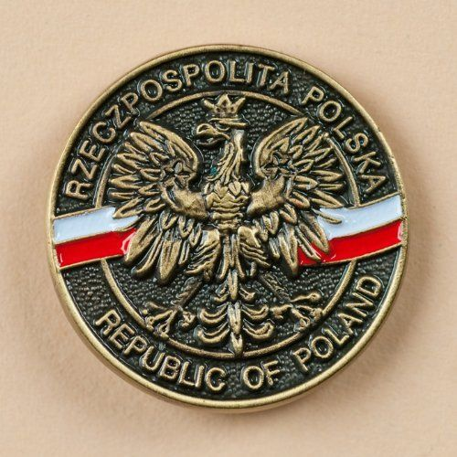 Lapel Pin - Republic of Poland by Polish Pins  $6 95  Design