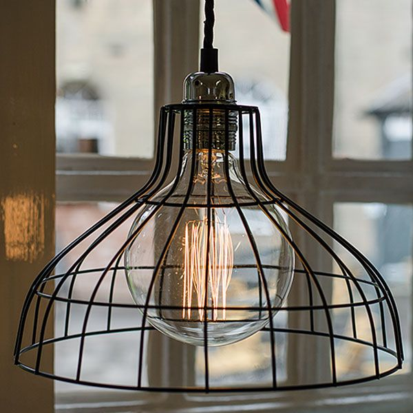 Black coated wire light shade based on an industrial parasol black coated wire light shade based on an industrial parasol shaped lampshade and designed to be keyboard keysfo Choice Image