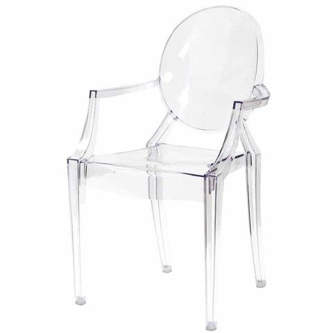 Ghost chair $350.00