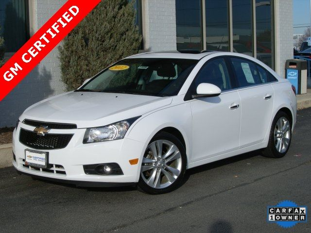 2012 Chevrolet Cruze Ltz Sold Http Www Applechevy Com With