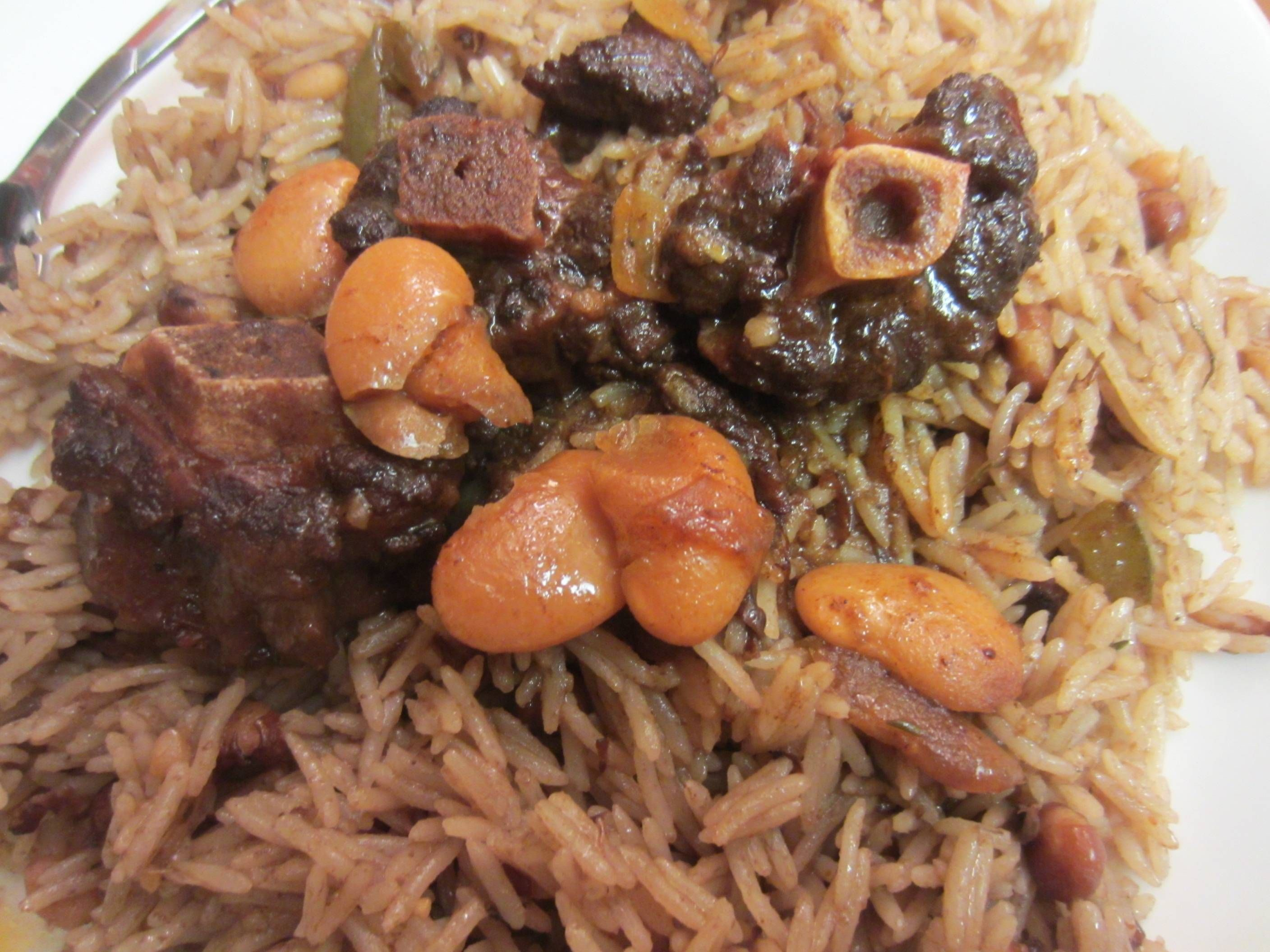 rice and peas oc 2816 x 2112   rice and peas