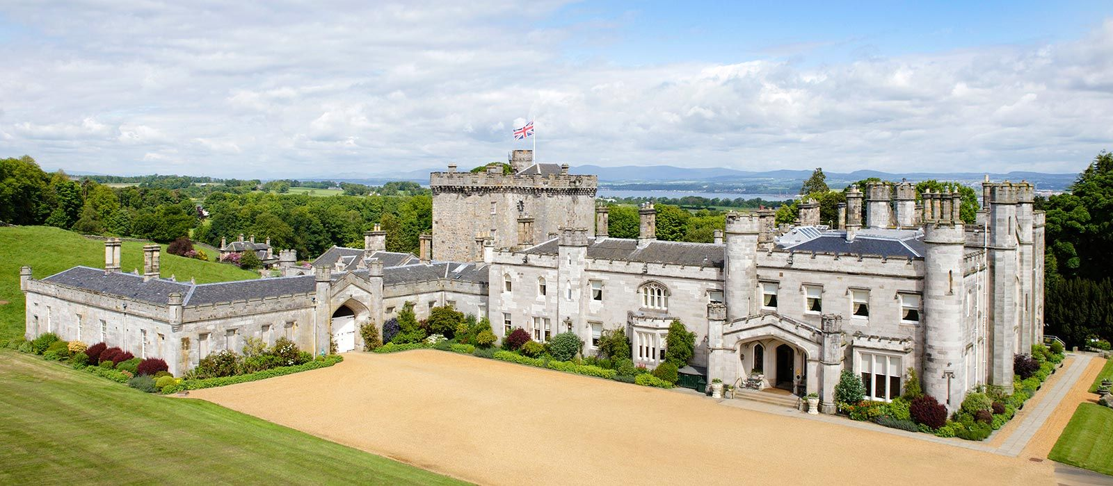 Castle Wedding & Events Venue, Edinburgh Dundas Castle